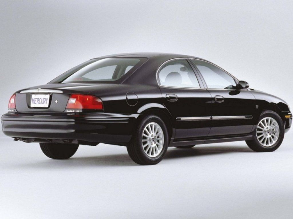 Types Of Car Sizes >> Mercury Sable technical specifications and fuel economy